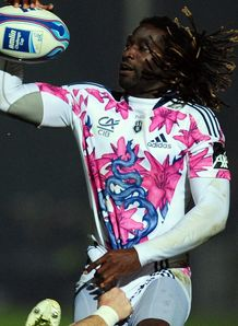SKY_MOBILE Paul Sackey - Stade Francais