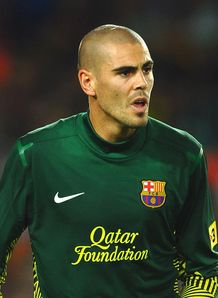 Picture of Victor Valdes
