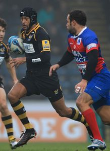 Wasps v Rovigo Richard Haughton