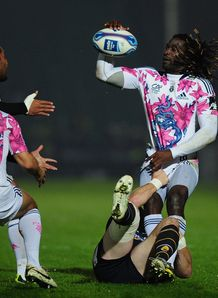 Worcester v Stade Francais Paul Sackey