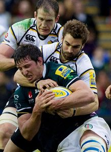 Declan Danaher london irish v wasps