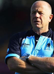 SKY_MOBILE Richard Hill Worcester Warriors head coach