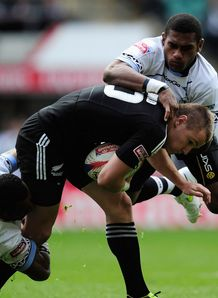 Toby Arnold nz v fiji sevens