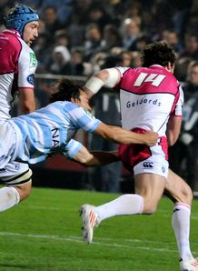 racing metro v Cardiff Blues