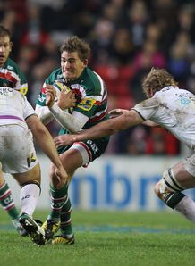 toby flood leicester v london irish 2011