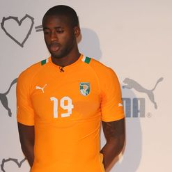 Toure: Africa&#39;s top dog
