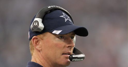 Garrett: his Dallas side is in cracking form