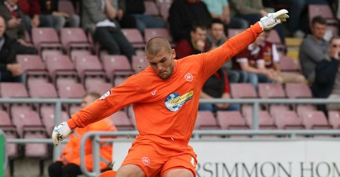 Robert Olejnik: Back in England at Torquay and confident the Gulls can push for promotion