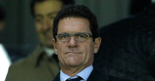 Capello: has had some tough calls to make