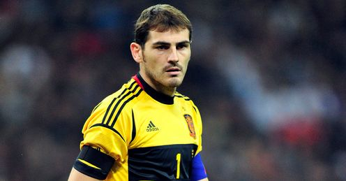 Casillas: makes saves at crucial times