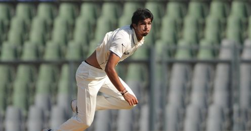 Ishant Sharma India v West Indies 3rd Test