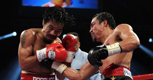 Limited success: Marquez may have won, but won't stop Pacquiao-Mayweather happening, says Glenn