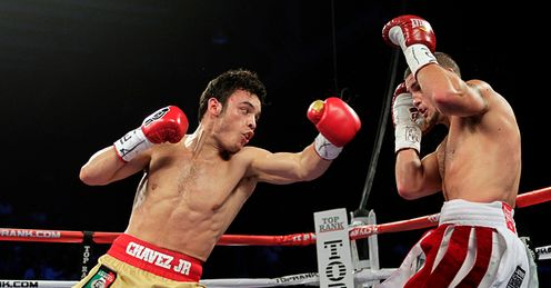 On the front foot: there is nothing wrong with Chavez's offence, says Wayne