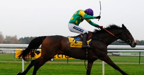 Resurgent: Kauto Star is back on the charge just in time for a Boxing Day showdown
