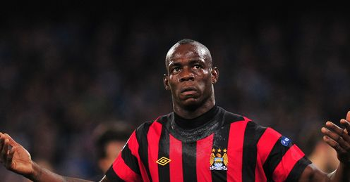 Can Arsenal hold Balotelli?