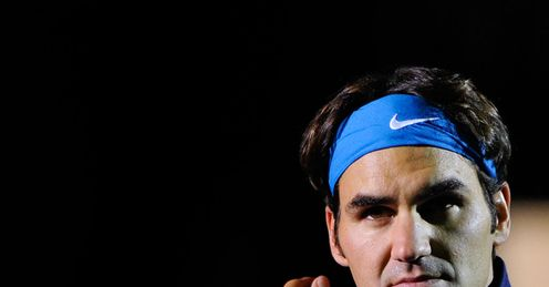 Mastered: Federer was victorious in London last year, but has yet to win the Paris Masters