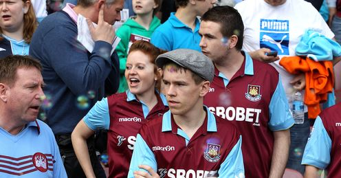 Hammers fans: Upton Park hasn&#39;t been a happy home