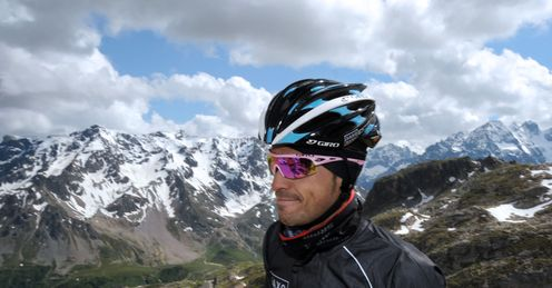 Peak of their powers: the French Alps, as seen by Alberto Contador in the last Tour de France