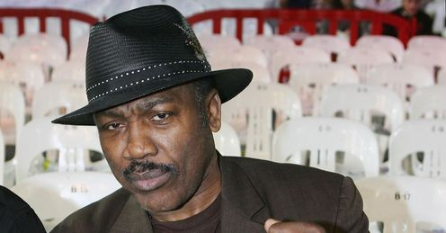 All-time great: the late Joe Frazier is one of boxing's finest, says Glenn McCrory