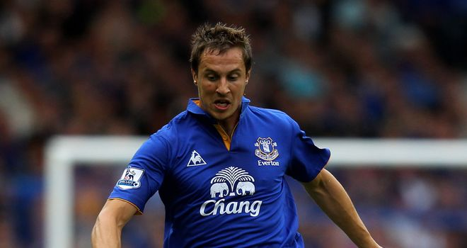 Jagielka injury BLOW for Everton