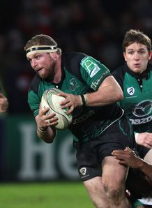 Brett Wilkinson connacht hec