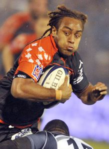 Gabiriele Lovobalavu for Toulon against Agen