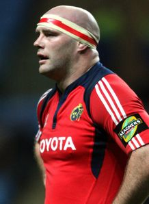 John Hayes Munster 2011