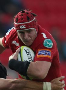 Scarlets hold off Dragons