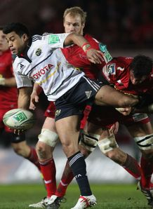 Lifeimi Mafi munster v Scarlets