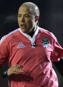 Peter Fitzgibbon Referee 2011