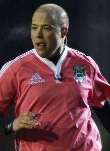 Peter Fitzgibbon Referee 2011