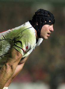 Stephen Ferris Ulster nov 2011