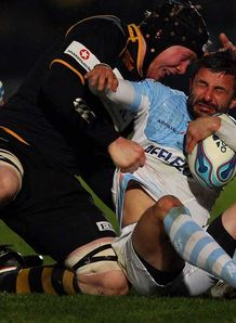 SKY_MOBILE Wasps v Bayonne action