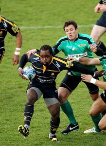 Worcester v Bucharest Marcel Garvey