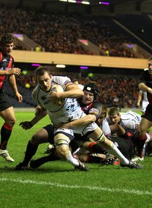al kellock glasgow v edinburgh