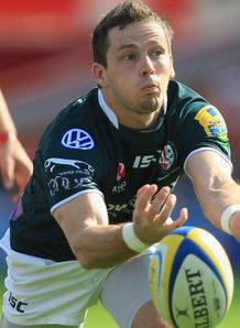SKY_MOBILE Darren Allinson London Irish