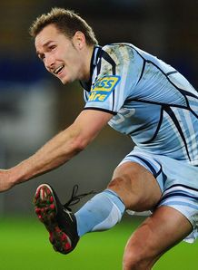 Dan Parks Cardiff Blues