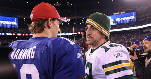 Manning & Rodgers: contributed to a classic