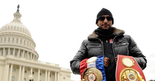 Landmark fight: Khan is becoming one of the best fighters in the world, says Johnny