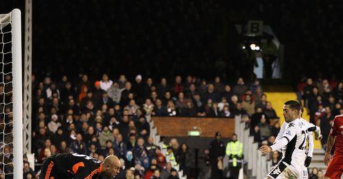 Clint Dempsey Fulham Premier League