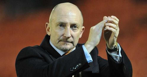 Holloway: players buy into his methods