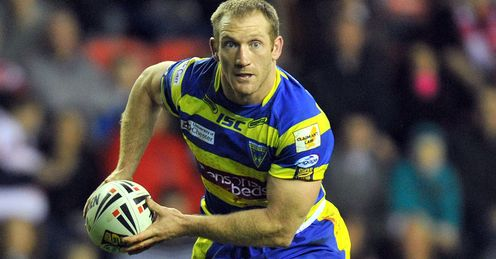 Monaghan: Warrington's key man at Wembley