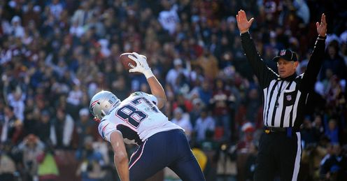 Rob Gronkowski: too big to stop!