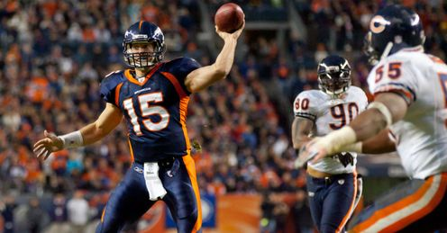 Tebow: darling of the US sports media