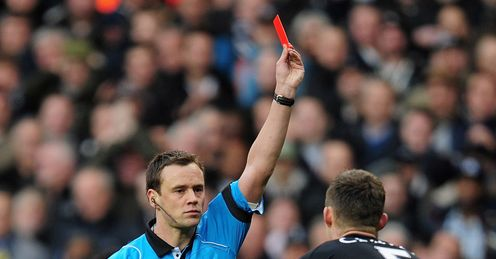 Overturn of events: will the FA rescind the red card that Mike Riley showed to Cahill?
