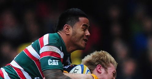 Point to prove: Tuilagi is now back in the England fold