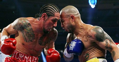 Cotto: got revenge on Saturday