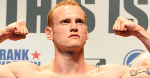 Groves: the Londoner needs to use his boxing acumen more, says Glenn