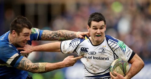 Sexton: kicking machine for Leinster