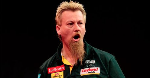 Whitlock: was beaten 8-0 by Wade in Cardiff